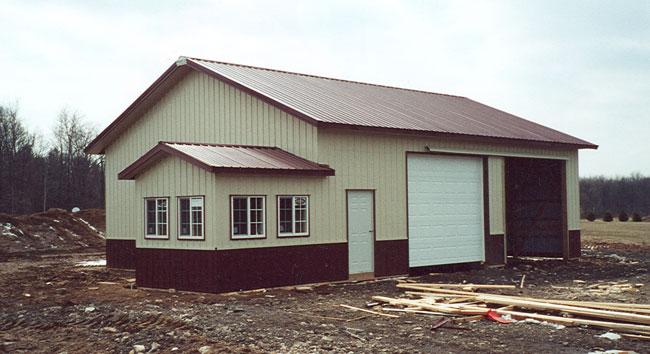 30x40 Pole Barn Plans : Prices on pole barn ny joy studio design gallery