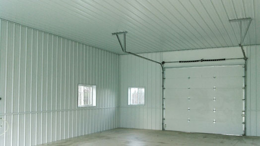 Interior Insulation Liner Packages Parco Buildings Parco Post Frame Insulation Interior