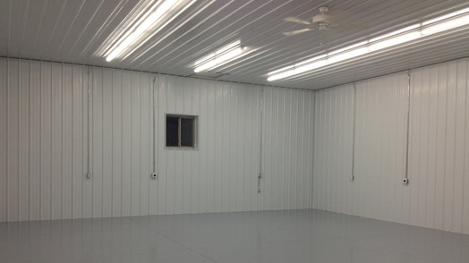 Interior Insulation Amp Liner Packages Parco Buildings