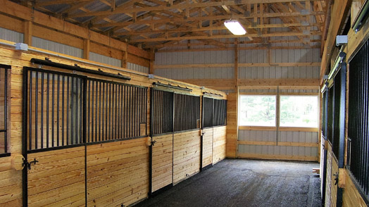 indoor riding ring